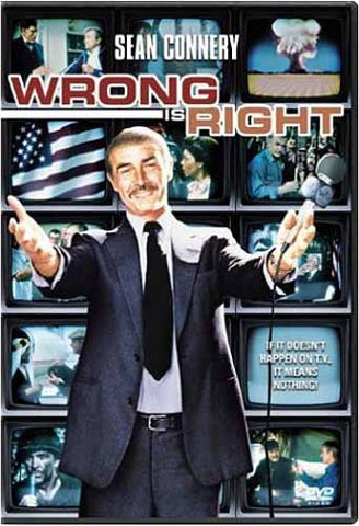 Wrong Is Right DVD Movie