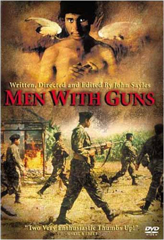Men With Guns DVD Movie