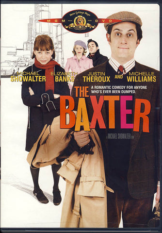 The Baxter DVD Movie