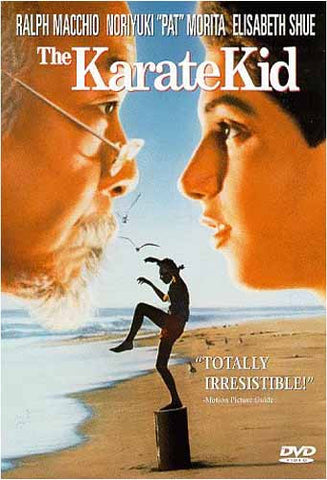 The Karate Kid DVD Movie