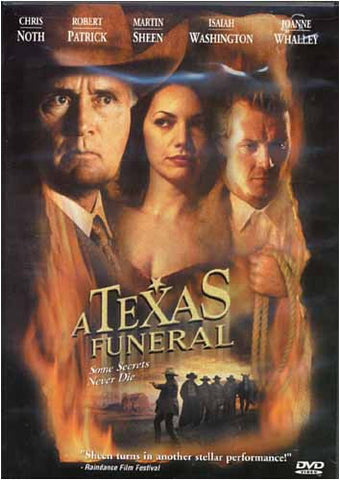 A Texas Funeral DVD Movie