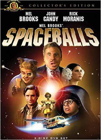 Spaceballs (2 Disc Collector's Edition) DVD Movie