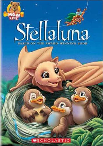 Stellaluna DVD Movie