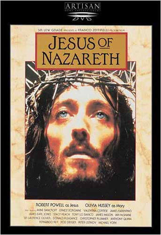 Jesus of Nazareth DVD Movie