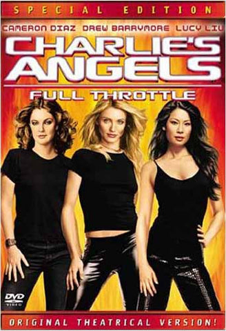 Charlie's Angels - Full Throttle (Full Screen Special Edition) DVD Movie
