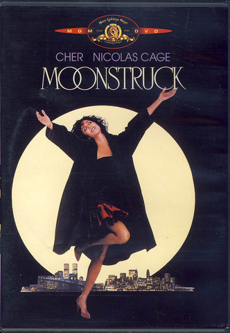 Moonstruck DVD Movie