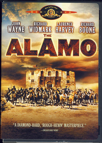 The Alamo (John Wayne) DVD Movie