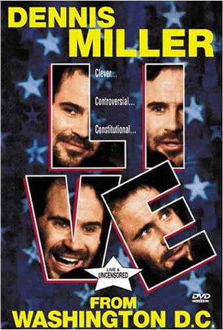 Dennis Miller Live from Washington D.C. DVD Movie