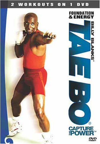 Billy Blanks - Tae Bo: Foundation / Energy DVD Movie