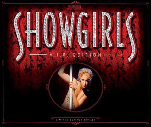 Showgirls (VIP Limited Edition) (Boxset) DVD Movie