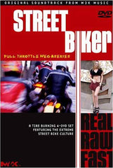 Street Biker - Full Throttle Megaseries (Boxset)