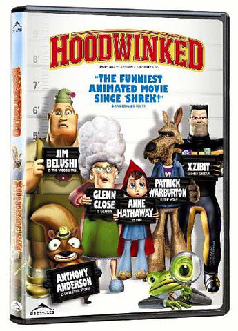 Hoodwinked (Widescreen) (Bilingual) DVD Movie