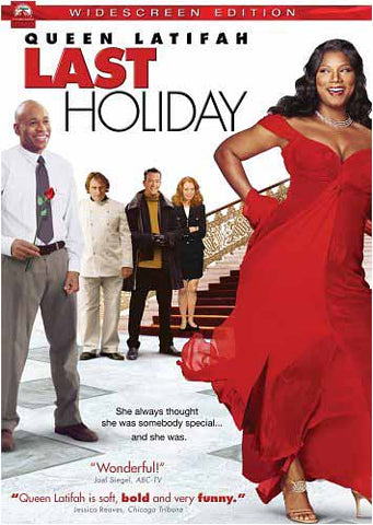 Last Holiday (Widescreen) DVD Movie