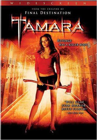 Tamara DVD Movie