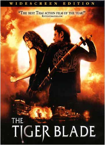 The Tiger Blade DVD Movie