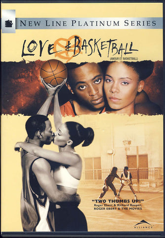 Love and Basketball (New Line Platinum Series) (Bilingual) DVD Movie