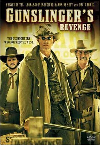 Gunslinger's Revenge DVD Movie