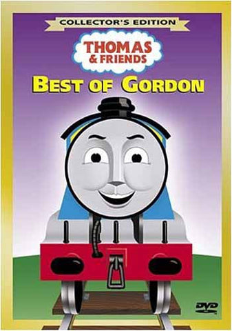 Thomas and Friends - Best of Gordon DVD Movie