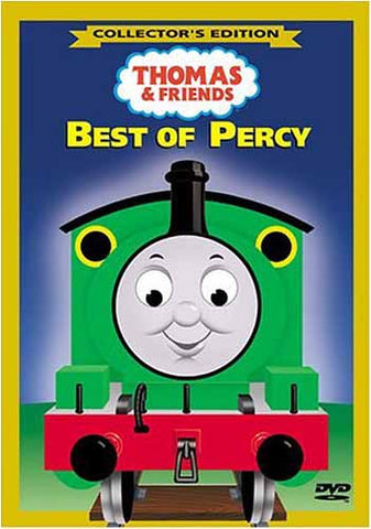 Thomas and Friends - Best of Percy DVD Movie