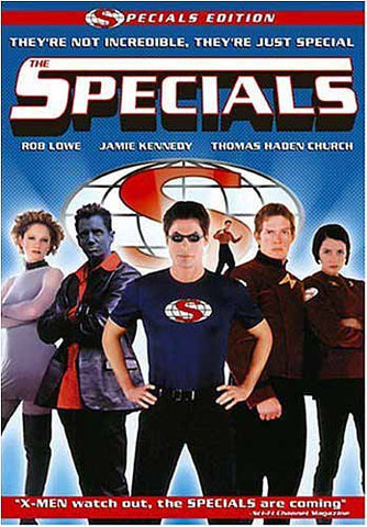 The Specials (Special Edition) DVD Movie