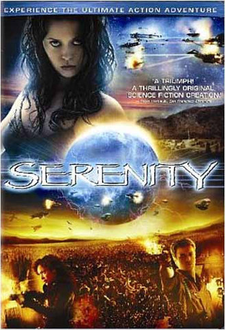 Serenity (Widescreen) DVD Movie