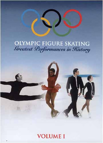 Olympic Figure Skating - Vol I - Greatest Performances In History DVD Movie