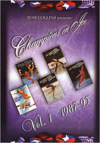Champions on Ice Vol.1 - 1987 -1993 DVD Movie
