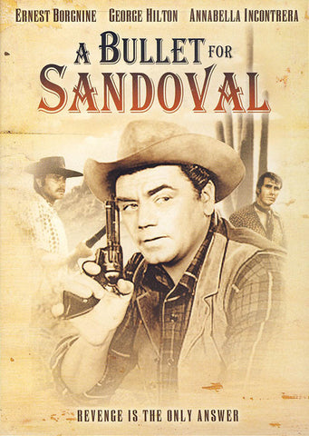 A Bullet For Sandoval (Full Screen) DVD Movie