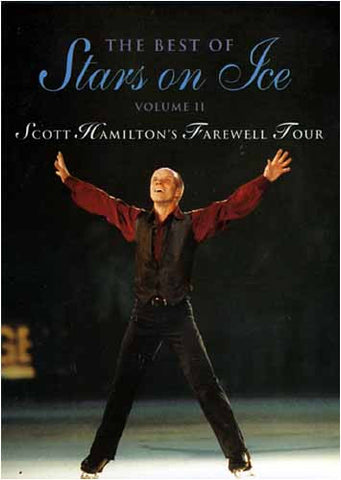 The Best of Stars On Ice - Vol. II - Scott Hamilton's Farewell Tour DVD Movie