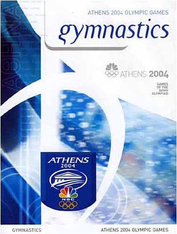 Athens 2004 Olympic Games - Gymnastics DVD Movie