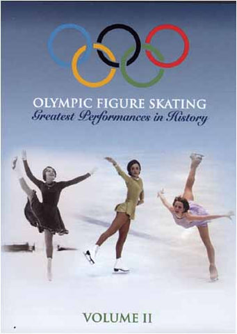 Olympic Figure Skating - Vol. II (2) - Greatest Performances In History DVD Movie