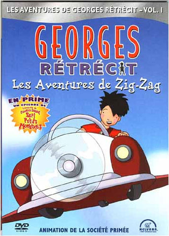 Georges Retrecit - Les Aventures de Zig-Zag DVD Movie