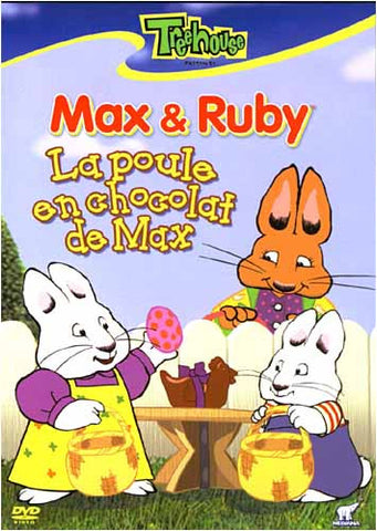 Max et Ruby - La poule en chocolat de Max DVD Movie