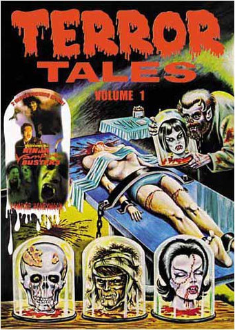 Terror Tales Vol. 1-Ninja Vampire Busters/Vampire Honeymoon DVD Movie