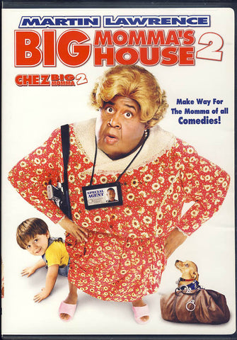 Big Momma s House 2 (Widescreen/Fullscreen)(Bilingual) DVD Movie