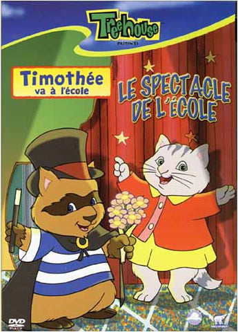 Timothee va a l'ecole - Le Spectacle de l'Ecole DVD Movie