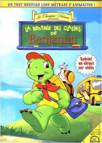Benjamin - La Rentree Des Classes de Benjamin DVD Movie