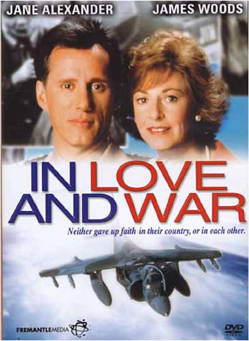 In Love and War (James Woods) DVD Movie