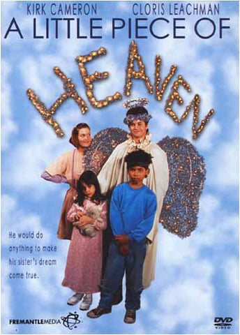 A Little Piece of Heaven DVD Movie