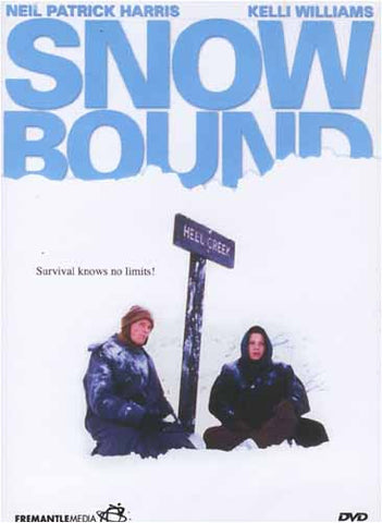 Snowbound (Neil Patrick Harris) DVD Movie
