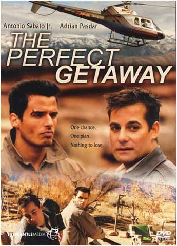 The Perfect Getaway DVD Movie