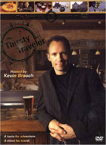 The Thirsty Traveler - Season 1 (Boxset) DVD Movie