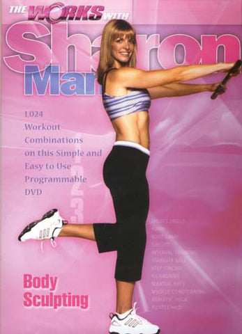The Works With Sharon Mann - Body Sculpting DVD Movie
