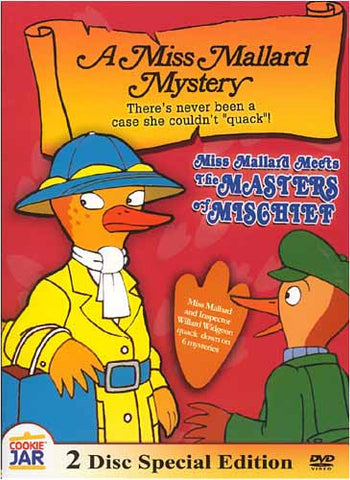 Miss Mallard Meets the Masters of Mischief DVD Movie
