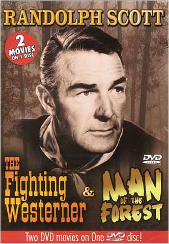 Fighting Westerner, The / Man Of The Forest DVD Movie