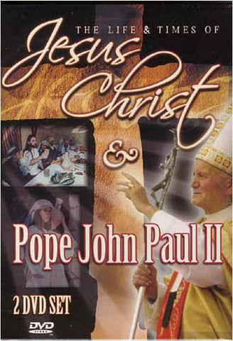 Life And Times Of Jesus Christ, The / Pope John Paul II (Boxset) DVD Movie