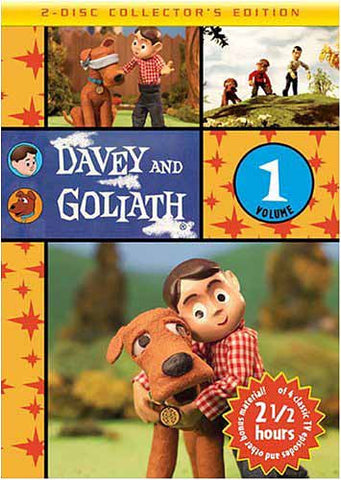 Davey And Goliath Volume 1 (2 Disc Collector's Edition) DVD Movie