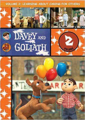 Davey And Goliath Volume 2 : Learning About Caring For Others