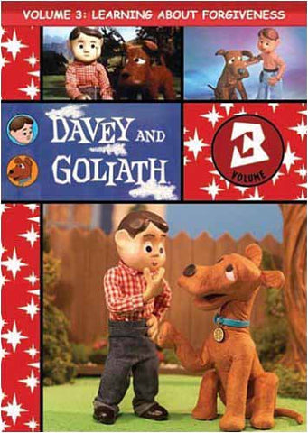 Davey And Goliath Volume 3 : Learning About Forgiveness DVD Movie