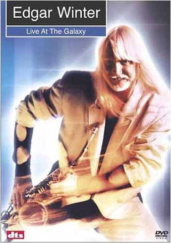Edgar Winter - Live at the Galaxy DVD Movie